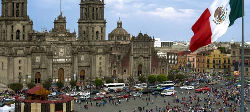 Mexico City Tours and Travel Guide Hotel Booking Blogs – Tourist Attractions Map In Mexico City