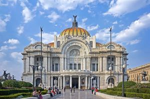 Palace of Fine Arts (Palacio de Bellas Artes)