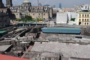 Great Temple (Templo Mayor)