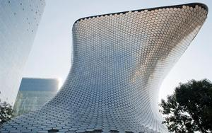 Thumbnail for The Dazzling Soumaya Museum in Mexico City