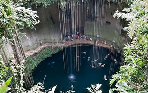 Thumbnail for Out of the world Cenotes in Mexico