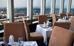 Thumbnail for Dine at the Revolving Bellini Restaurant in Mexico City