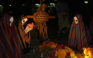 Thumbnail for Join the Day of the Dead Celebrations in Mexico City