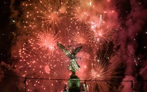 Thumbnail for New Year Traditions in Mexico City