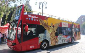 Thumbnail for Try Out Mexico City's Turibus Hop-on Hop-off City Tour