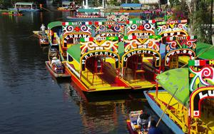 Thumbnail for Xochimilco - the Floating Gardens of Mexico City
