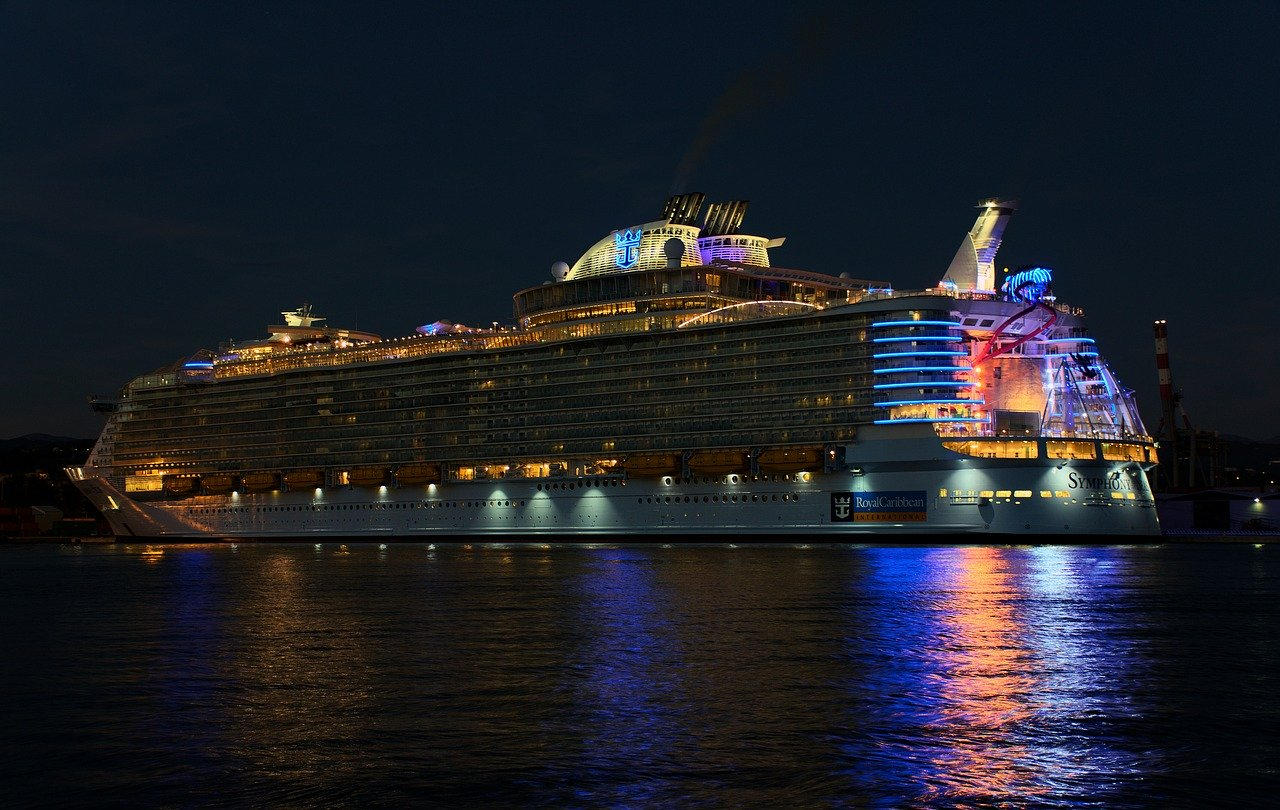 Royal Caribbean cruise ship